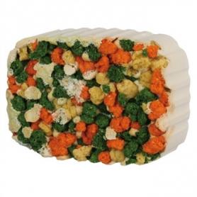 Минерал д/кролика,овощ,водорос. 80гр фото