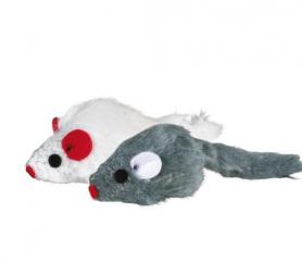 Набор мышей мехов. с мятой 5 см 1 шт (поштучно) фото