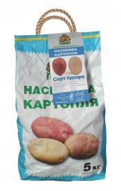 Семенной картофель Кристина, 1 репродукция (пакет), 5кг фото