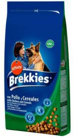 700611 Корм Бреккис с курицей для всех собак всех пород 1 кг НА ВЕС  фото