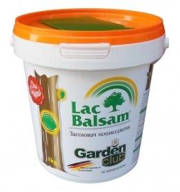 Садовая замазка Lac Balsam (Лак Бальзам), 1кг фото