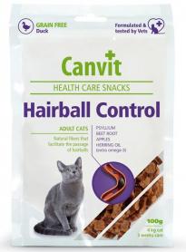 Канвит Хербал контроль для котов 100 г фото