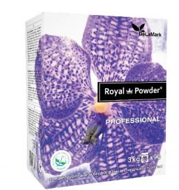 Концентрированный безфосфатный стиральный порошок Royal Powder для плотных тканей, 3кг фото