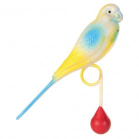 Попугайчик с грузом 12,5 см фото