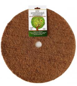 Приствольный круг из кокосового волокна EuroCocos, диаметр 19 см фото
