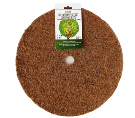 Приствольный круг из кокосового волокна EuroCocos, диаметр 22 см фото
