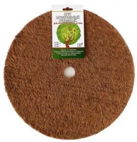 Приствольный круг из кокосового волокна EuroCocos, диаметр 60 см фото
