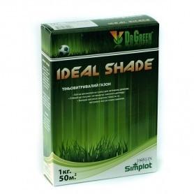 Газонная трава теневыносливая Ideal Shade, 1кг, TM Dr. Green, Simplot (Канада) фото