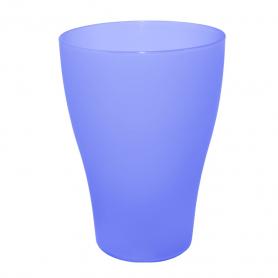 Стакан 0,25 ТМ Алеана (фиолетово-прозрачный), 1448 фото
