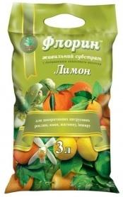 Субстрат Флорин, 3л, для лимонов фото