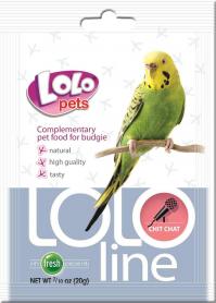 LO-72141 'Lolopets' Lololine говори-говори д/волнистых попугаев 20 гр фото