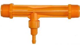 Инжектор Вентури 1/2, АD 7401-1/2, Аквапульс фото