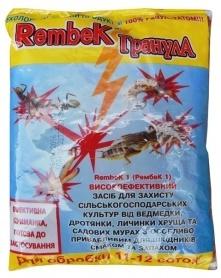 Инсектицид Рембек медведка (Rembek), 230г фото