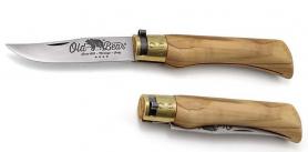 Нож садовый Antonini, Old Bear, 9307/21LU фото