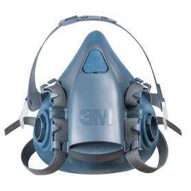 Респиратор полумаска 3М 7502, размер М фото