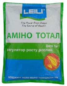Биостимулятор роста Amino Total (Амино Тотал), 1кг, Leili (Леили) фото