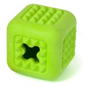 518186 Karlie Flamingo Foam Dina Cube  куб, с ароматом мяты, игрушка д/ собак фото