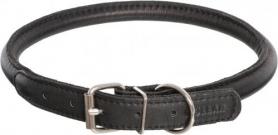 02501 Ошейник 'CoLLaR SOFT' круглый (диаметр 13 мм, длина 45-53 см) черный фото