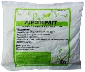Добавка в почвосмесь Агроперлит, 1л фото