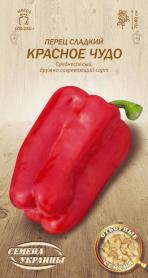 Семена перца сладкого Красное Чудо, 0.25г,, Отборные Семена фото