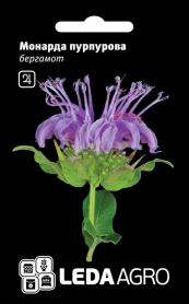 Семена монарды пурпурной (бергамот), 0.3г, семена Леда Агро фото