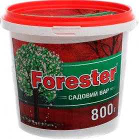 Садовый вар Forester, 800г фото