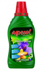 Комплексное минеральное удобрение для орхидей, 500мл, NPK 6+3.5+5.5, Agrecol (Агрекол), 363 фото