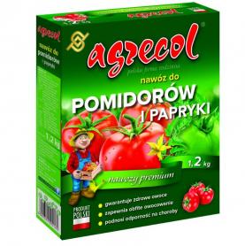 Комплексное минеральное удобрение для томатов и перца, 1.2кг, NPK 10.8.22, Agrecol (Агрекол), 217 фото
