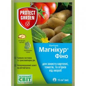 Фунгицид Магникур Фино, 15мл, Protect Garden фото