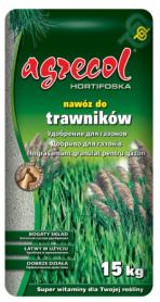 Комплексное удобрение Агрекол Hortifoska для газона, 15кг, 635 фото