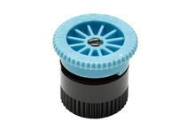 Спреева форсунка (ороситель), регулируется от 0 ° -360 °, радиус орошения (1,8 м) от 1,5-2,1 м, давление (2,1 бар) от 1,0-3,0 бар, голубая, 6-А фото
