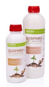 Органическое удобрение, восстановитель плодородия почвы, 100мл, Органик Груп Украина фото
