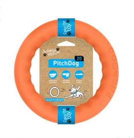 62374 Кольцо для аппортировки PitchDog 20, диаметр 20 см, оранжевый фото