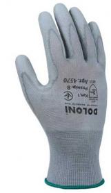 Перчатки, полиуретановое покрытие, 4570, Doloni фото