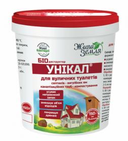 Биодеструктор для компоста и туалетов Уникал-с, 150г фото