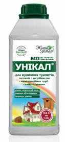 Биодеструктор для компоста и туалетов Уникал-с, 500мл фото