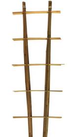 Бамбуковые лестницы для растений S2 75 см, les-bmb-75 фото