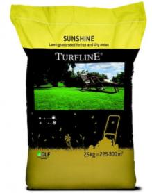 Газонная трава солнцелюбивая солнцелюбивая Sunshine, 7.5кг, DLF Trifolium (ДЛФ Трифолиум) фото