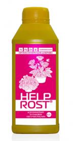 Органо-минеральное универсальное удобрение для цветущих ХелпРост (HelpRost), 500мл фото