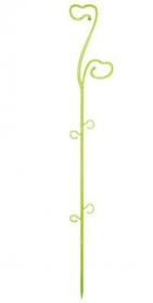 Поддержка для орхидеи 39 см прозрачно-салатовая, 0309PS-T02 фото