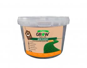 Органическое удобрение для газона ТМ Grow (Multimix bio), 2.5кг, Осень фото