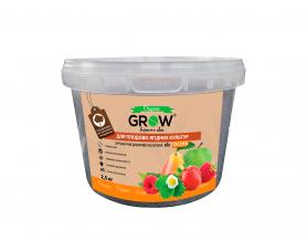 Органическое удобрение для плодово-ягодных культур ТМ Grow (Multimix bio), 2.5кг, Осень фото