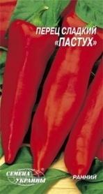 Семена перца сладкого Пастух, 0.5г, Семена Украины фото