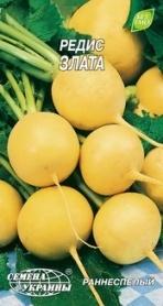 Семена редиса Злата, 3г, Семена Украины фото