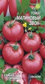 Семена томата Малиновый звон, 0.2г, Семена Украины фото