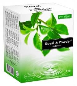 Бесфосфатный стиральный порошок универсальный, 3кг, Royal Powder фото