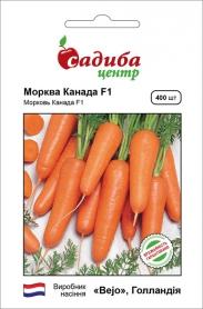 Семена моркови Канада F1, 400шт, Bejo, Голландия, семена Садиба Центр фото