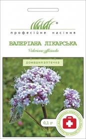 Семена валерианы лекарственной, 0.1г, Hem, Голландия, Професійне насіння фото