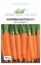 Семена моркови Колтан F1, 400шт, Nunhems, Голландия, Професійне насіння фото