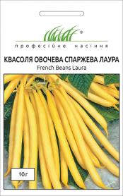 Семена фасоли Лаура, 10г, Anseme, Италия, Професійне насіння фото